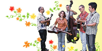 Manana Bluegrass Band